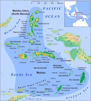 Banda Sea Indonesia