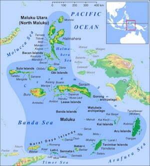 Banda Sea Indonesia