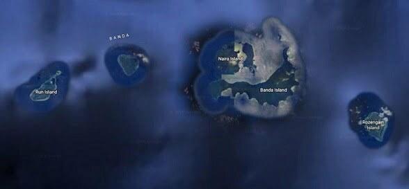 Spice Island's Indonesia