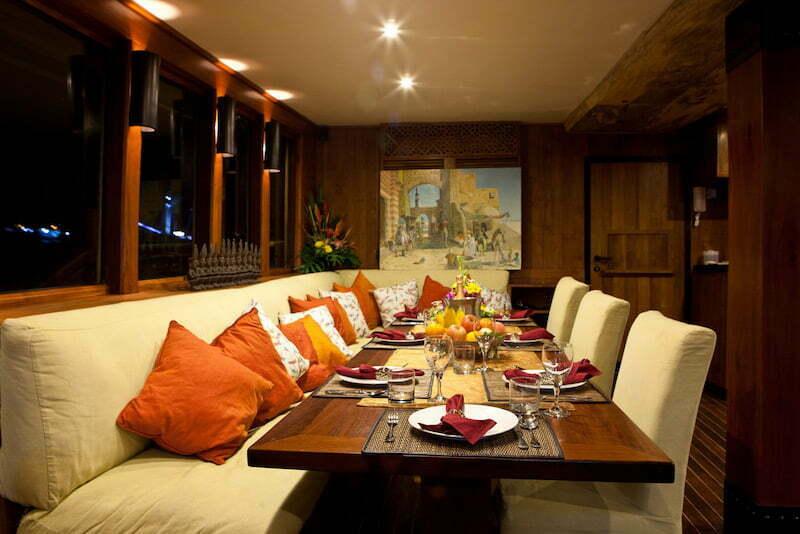 Luxury Phinisi