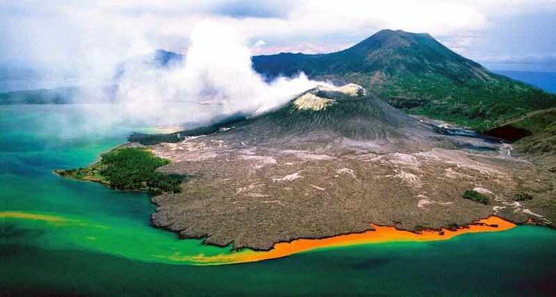 Cruise Papua New Guinea
