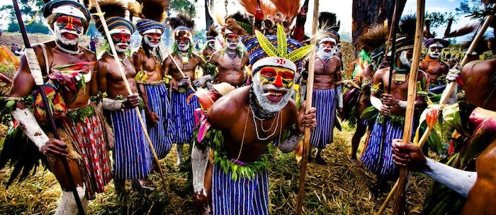 PNG Tribes