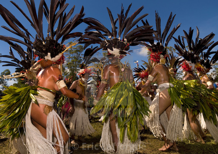 Sing Sings and Tribes in PNG
