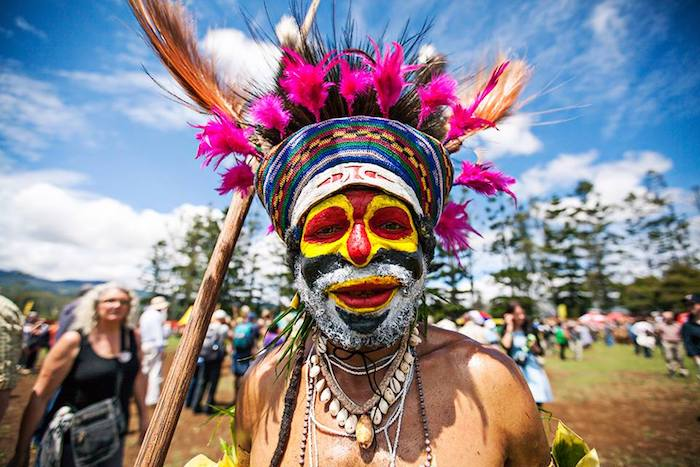 Mount Hagen Tribes PNG