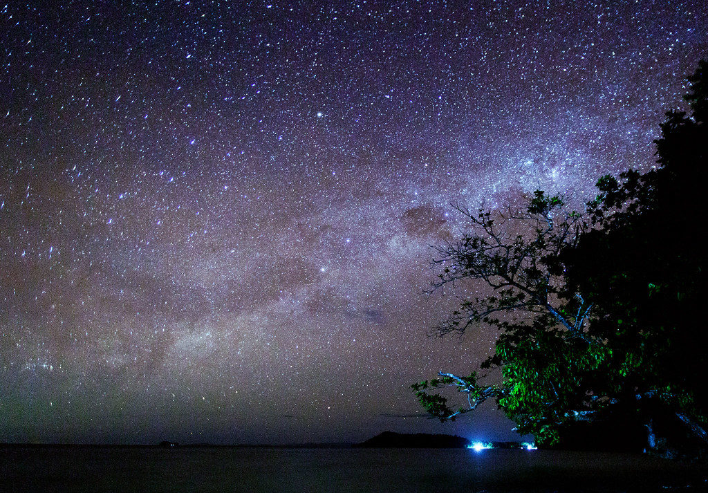 Raja Ampat stars